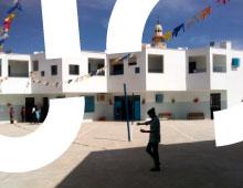Shufat School in Exile