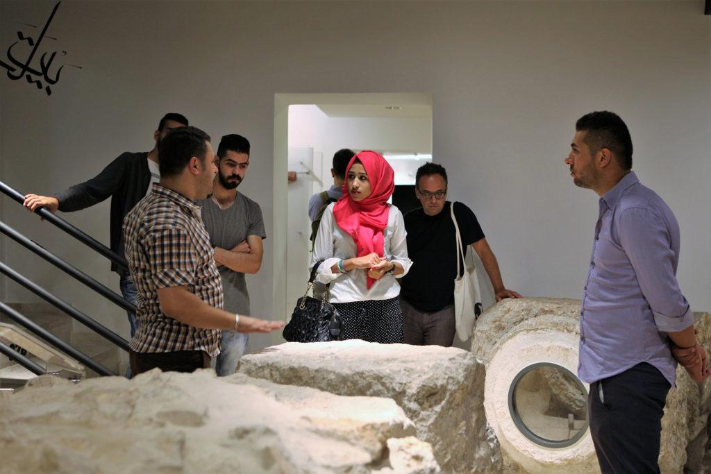 WE+MUSEUM=, 2016, Valentina Bonizzi and Driant Zeneli, Bethlehem Museum
